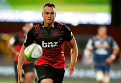 Israel Dagg calls time on a stellar rugby career