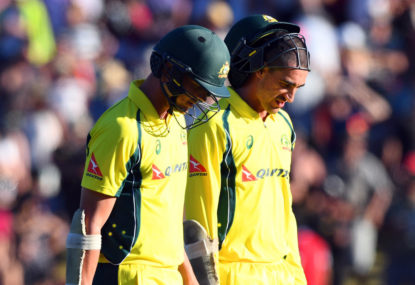How can Australia make the Champions Trophy semi-finals?