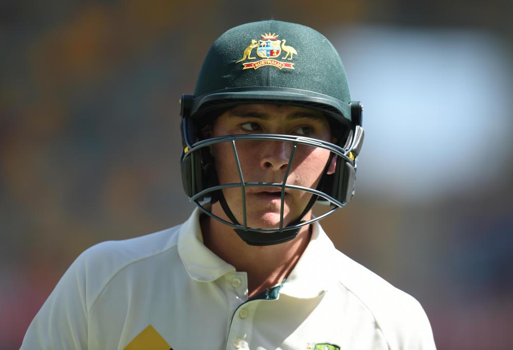 Australian batsman Matt Renshaw