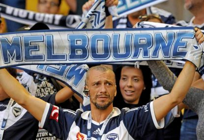 Melbourne Victory vs Wellington Phoenix: A-League live scores, blog