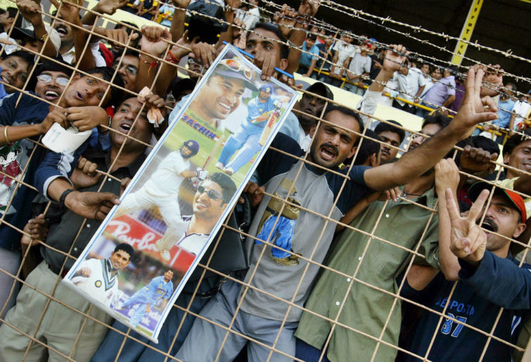 There's a lot of love for Sachin Tendulkar in India