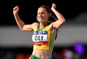 Riley Day is the best Australian sprint prospect since Raelene Boyle