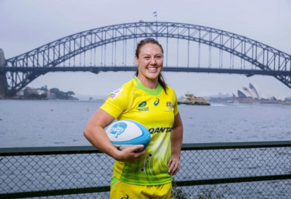 Two sevens gold medallists named in Wallaroos World Cup squad