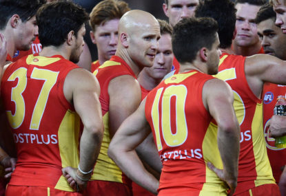Gold Coast Suns vs Geelong Cats: AFL live scores, blog