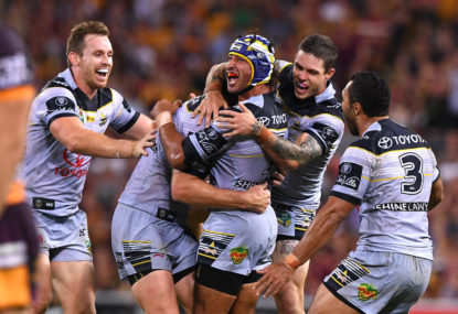 Cowboys hot, Knights not: My 2018 NRL predictions