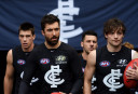 AFL Top 100: Players on pace to break Carlton's games played records