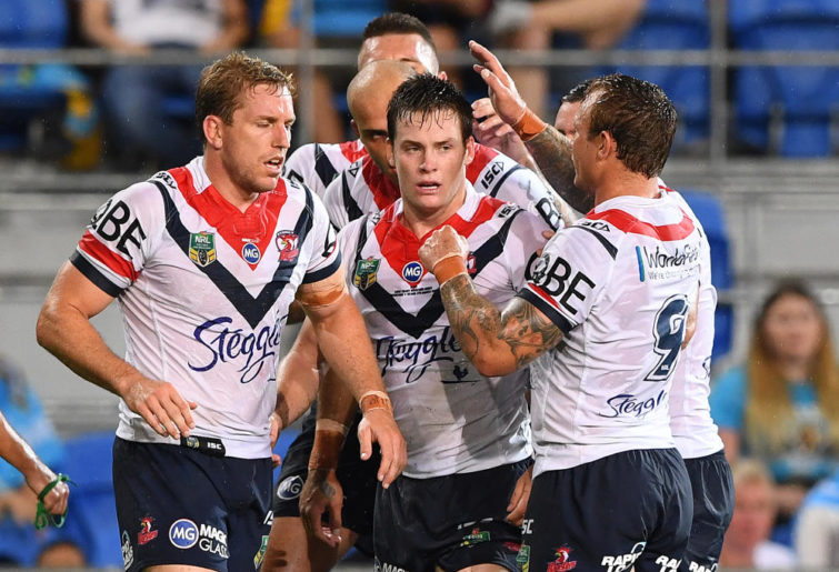 Roosters player Luke Keary