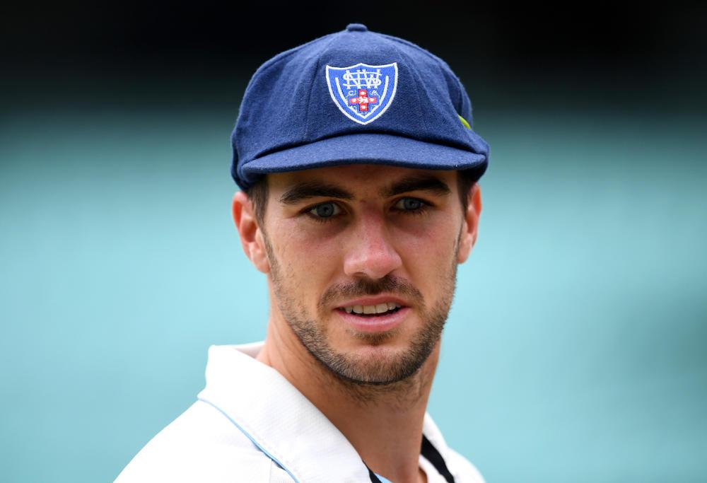 Pat Cummins Cricket 2017