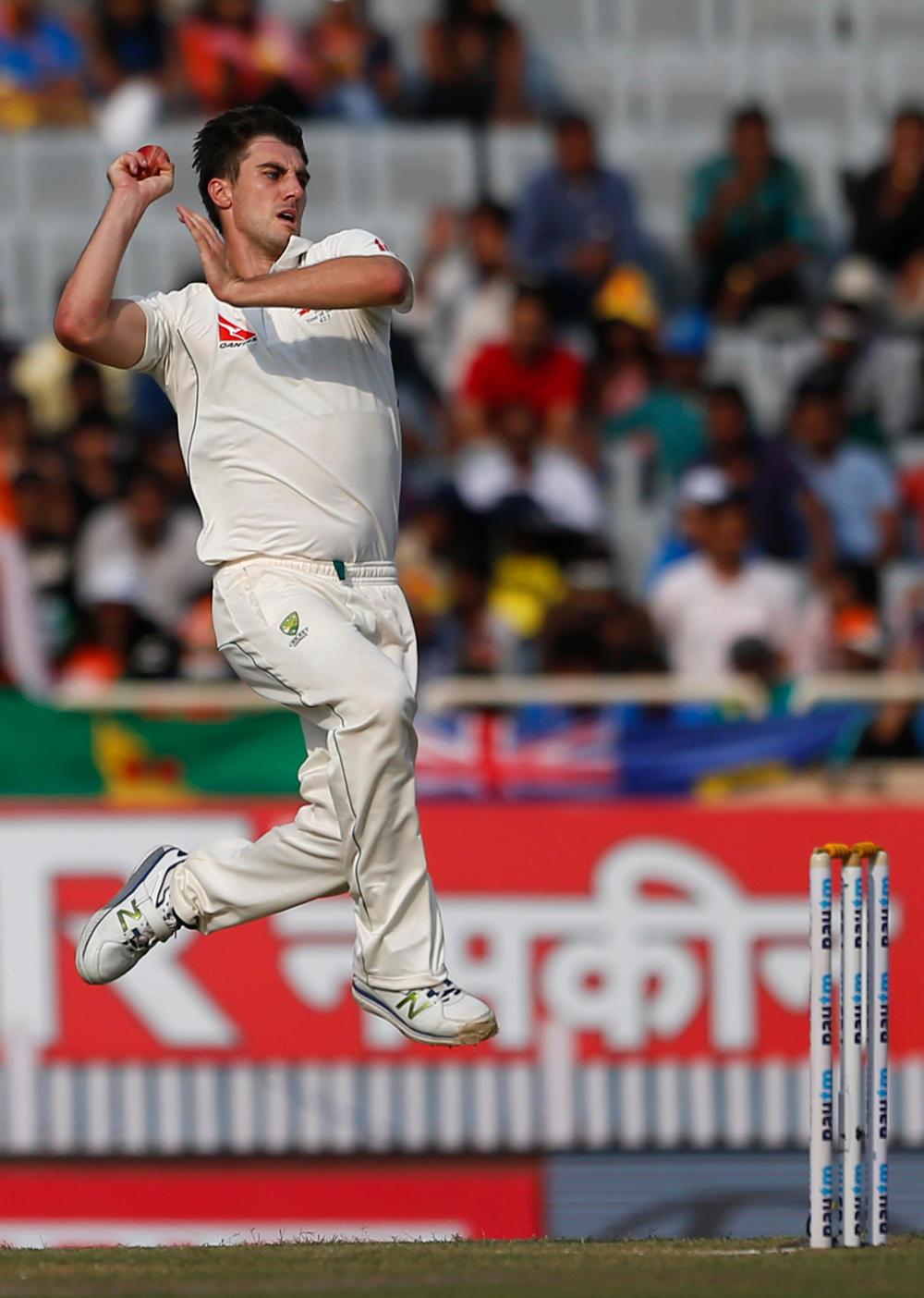 Pat Cummins Cricket Australia 2017 tall