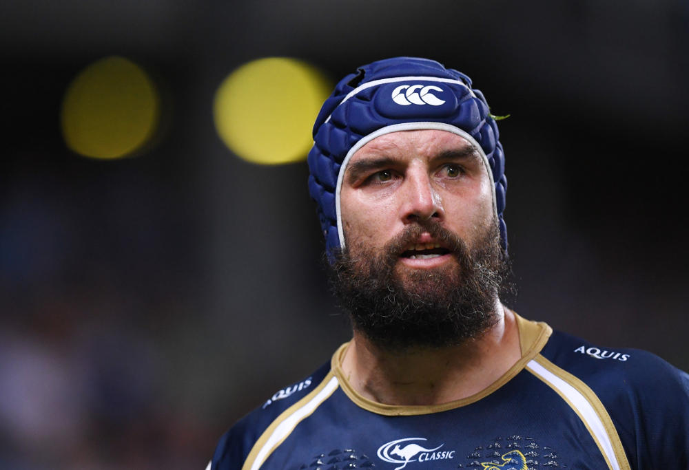 Scott Fardy Brumbies Rugby Union Super Rugby 2017