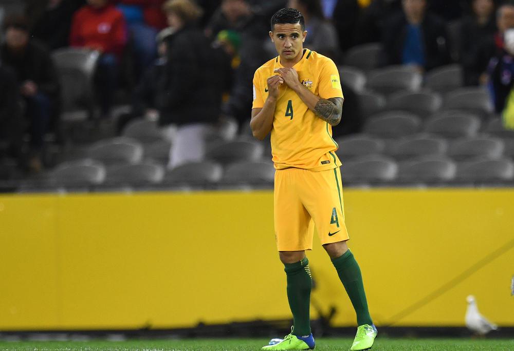 Tim Cahill Australia Football Socceroos 2016