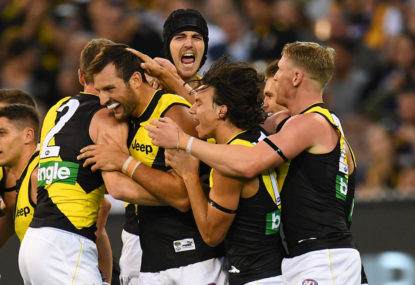 Toby Nankervis could be the pick up of the season