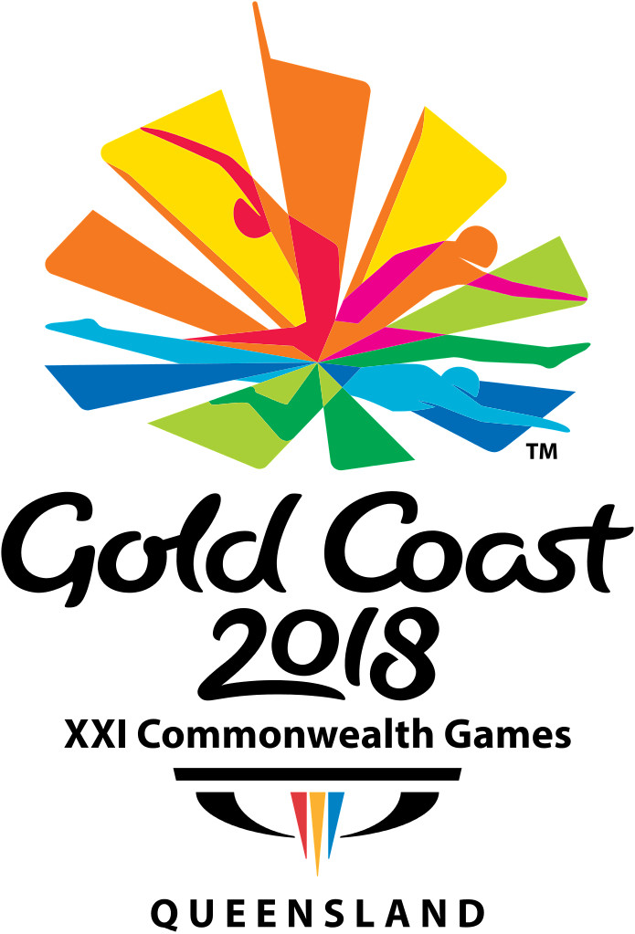 commonwealth games 2018 gold coast logo