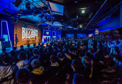 How the Blizzard Estadium aims to bolster APAC esports