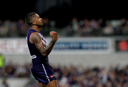 Brad Hill set to be dumped as leader at Dockers