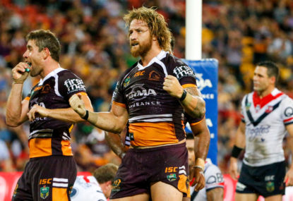 Brisbane Broncos vs Wests Tigers: NRL live scores, blog