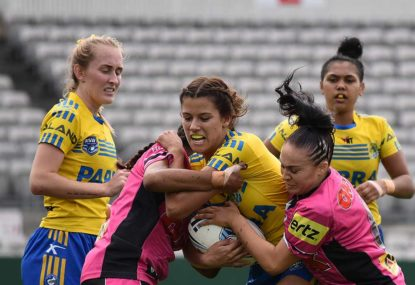 A new era begins for the NRL with the launch of the women's competition