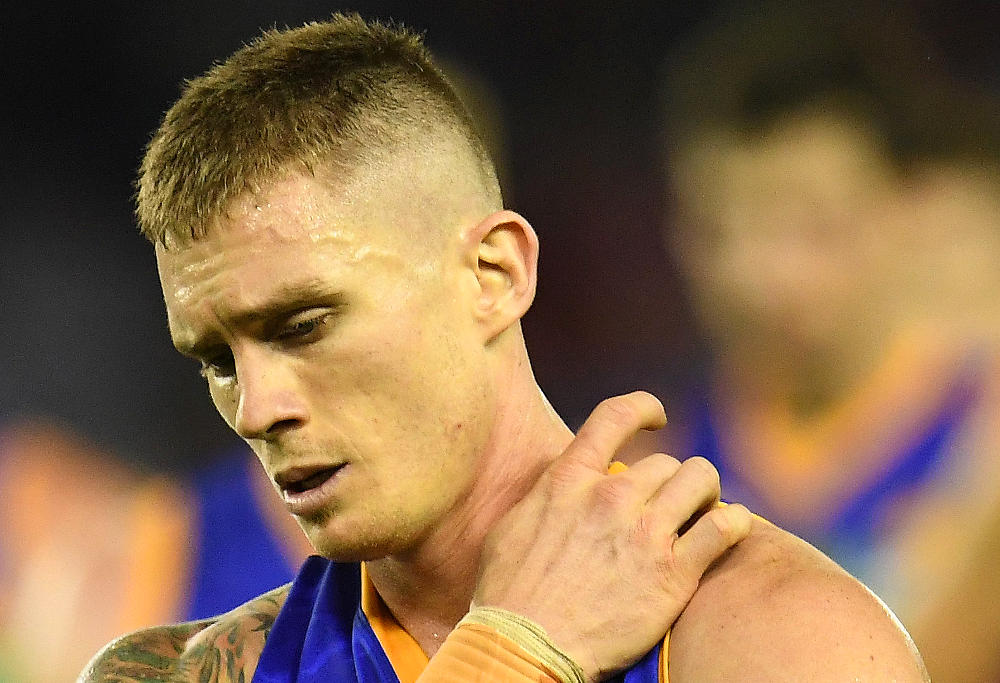 Dayne Beams Brisbane Lions AFL 2017