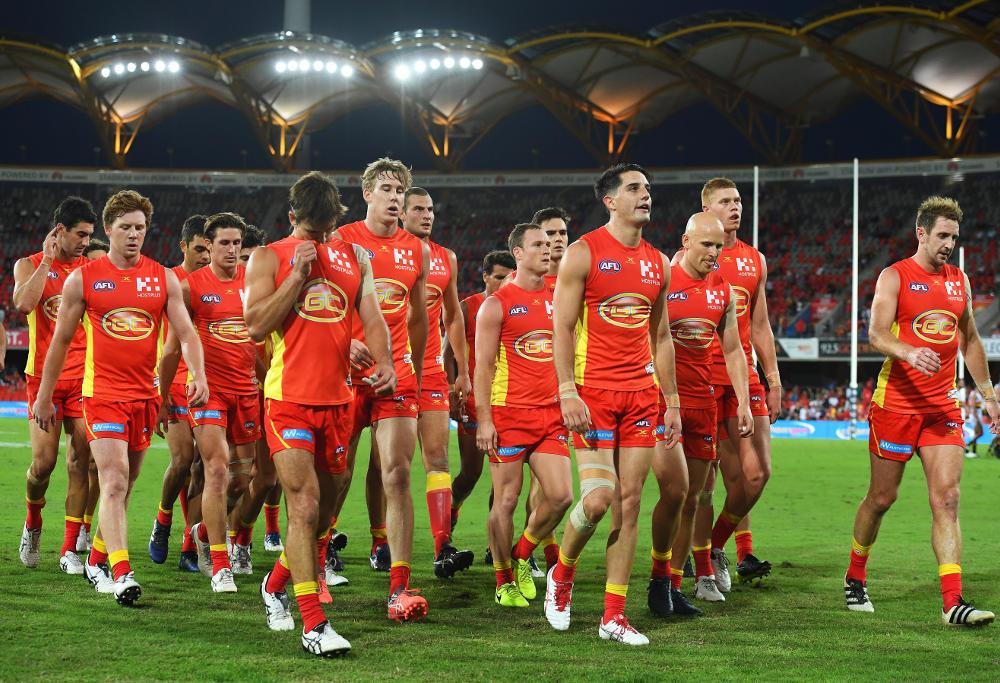 Gold Coast Suns AFL 2017