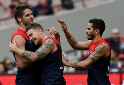 Adelaide Crows vs Melbourne Demons Highlights: AFL live scores, blog