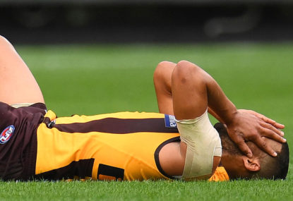 The Hawthorn dictatorship and a tradition of doing it hard since 2017