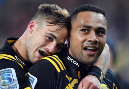 Lions vs Hurricanes: Super Rugby semi-final live scores, blog