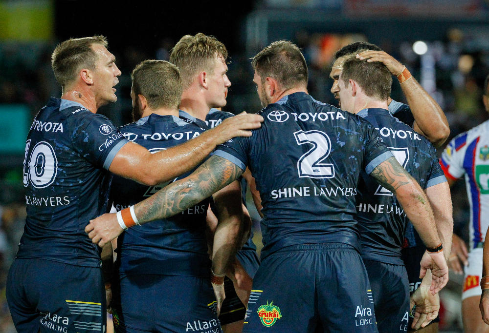 North Queensland Cowboys NRL Rugby League 2017