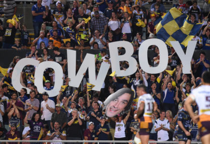 Cowboys rule supreme in the Top End