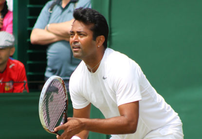 Reflecting on the career of doubles maestro Leander Paes