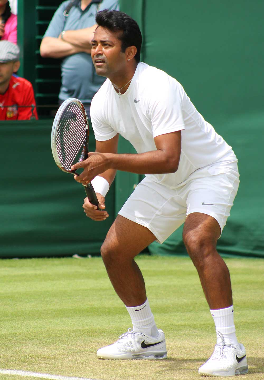 Leander Paes tall