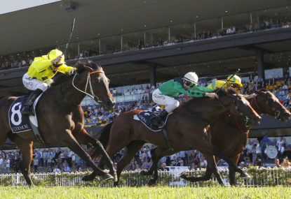 It's time to change the distance of the Victorian Derby and Oaks