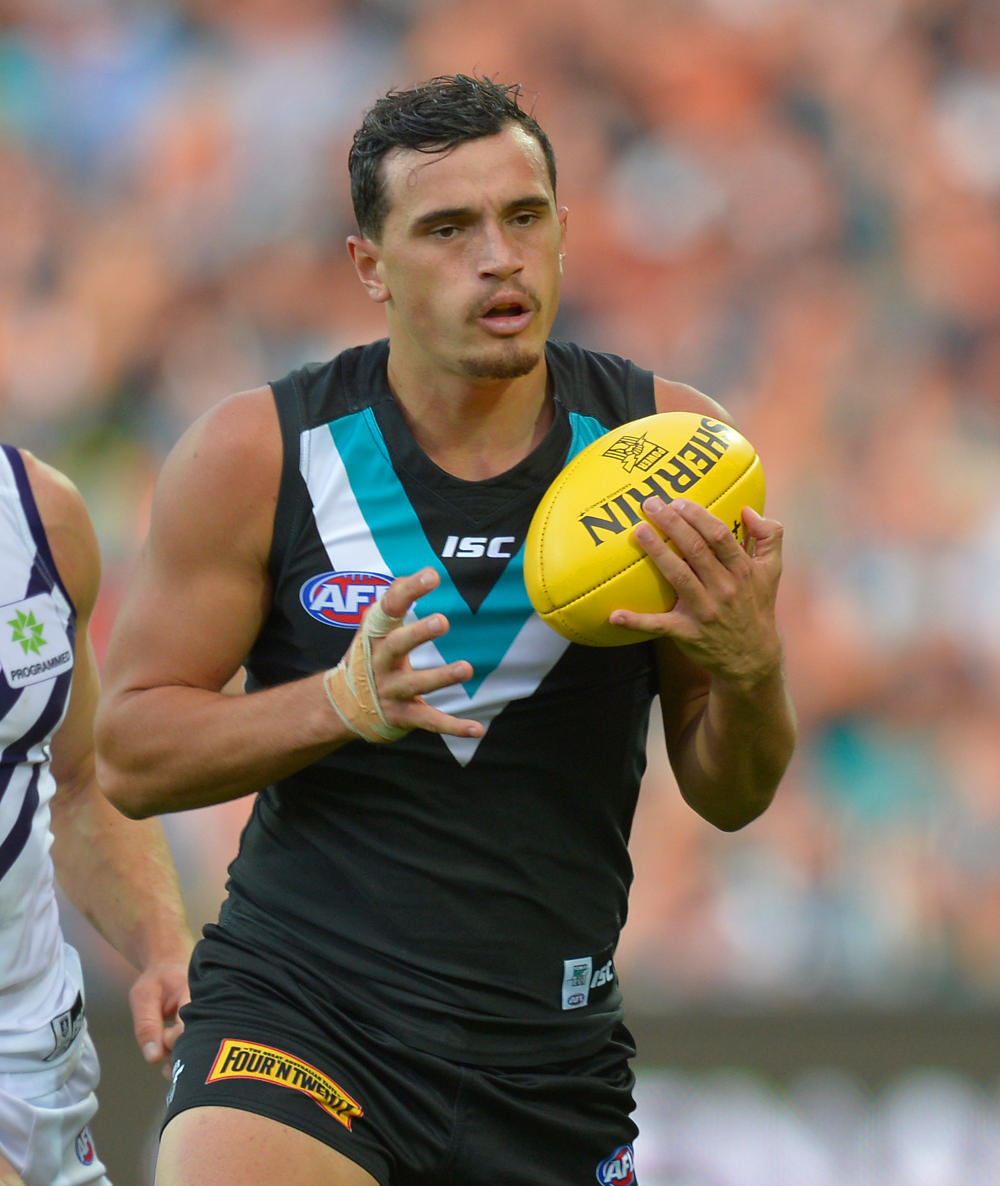 Sam Powell-Pepper Port Adelaide AFL 2017 tall