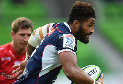 Rebels vs Reds: Super Rugby live scores, blog