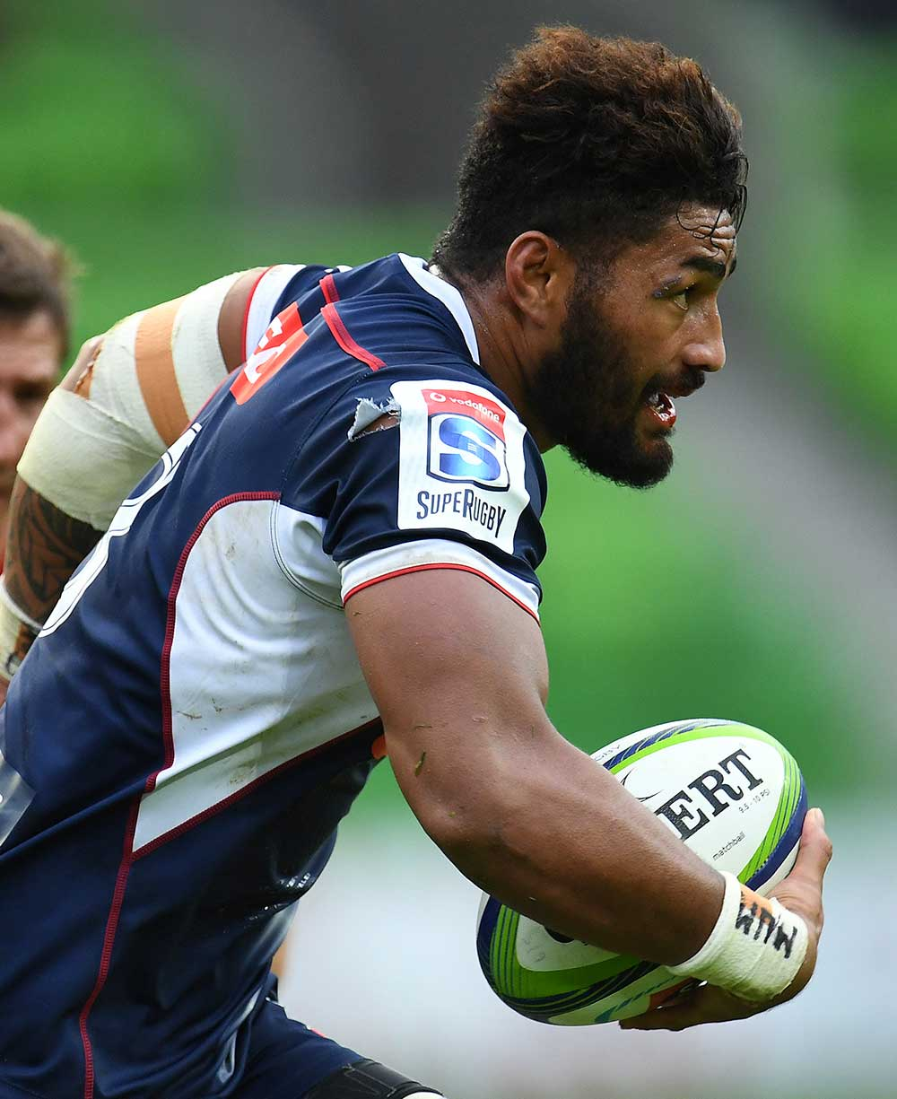 Amanaki Mafi of the Rebels
