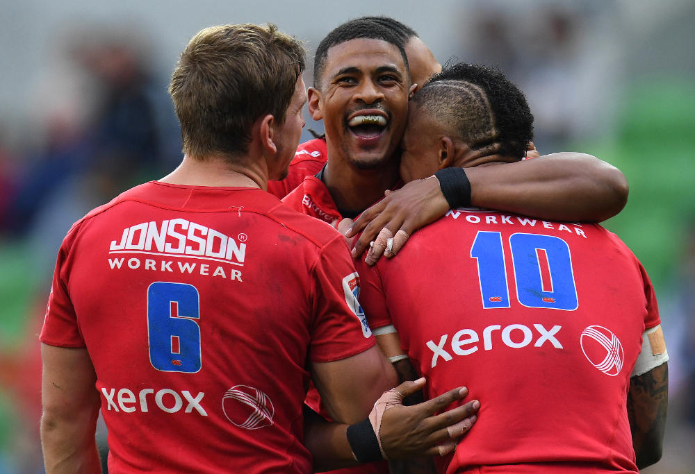 Anthony Volmink Lions Super Rugby Union 2017