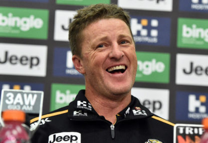 Only one team has the experience to beat Richmond in the AFL grand final