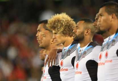 RLWC 2017 preview: Fiji flying under the radar in 2017
