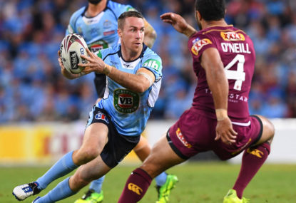 Why the Blues must pick Maloney