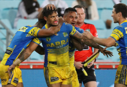 Parramatta Eels vs New Zealand Warriors: NRL live scores, blog