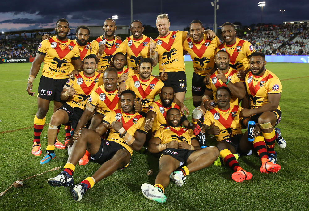 Papua New Guinea Rugby League 2017