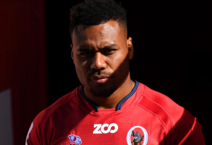 Was Samu Kerevi really Australia's best Super Rugby player this year?