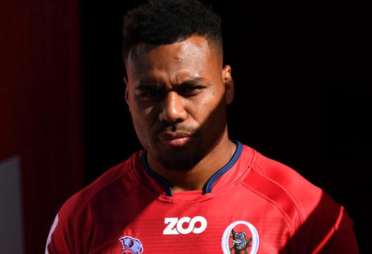 Samu Kerevi Reds Super Rugby Union 2017
