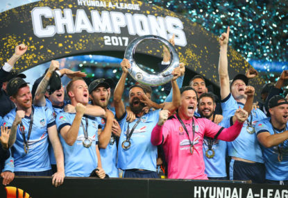 The A-League needs to seize its opportunities right now