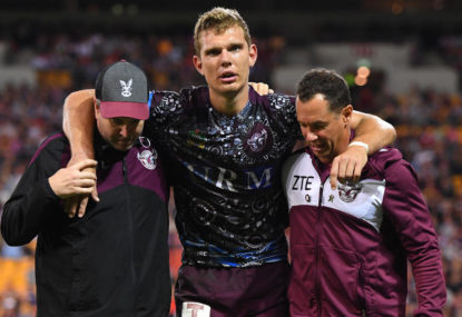 What's the best team you could make from the NRL's horror injury list?