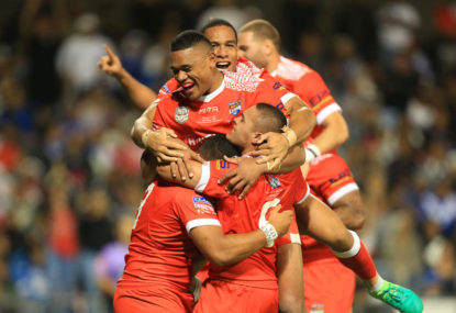 RLWC 2017 preview: Tonga unite for World Cup glory
