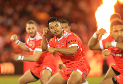 Rugby League World Cup: The race for second place