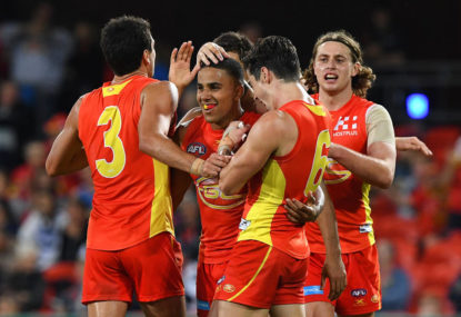 Best 22 analysis: Gold Coast