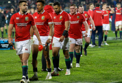 Dominated and destroyed: Is there any hope for the British Lions?