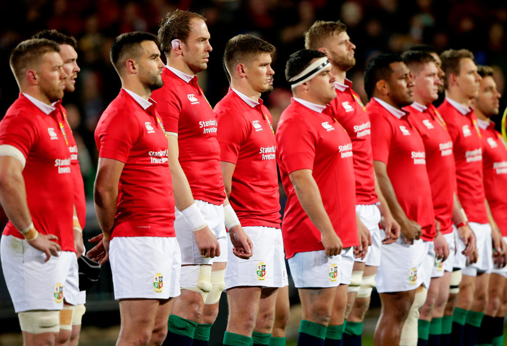British and Irish Lions Rugby Union 2017