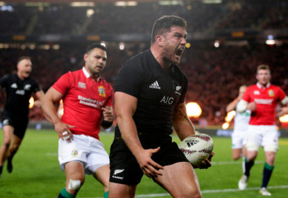 Why a rush defence will not upset the All Blacks